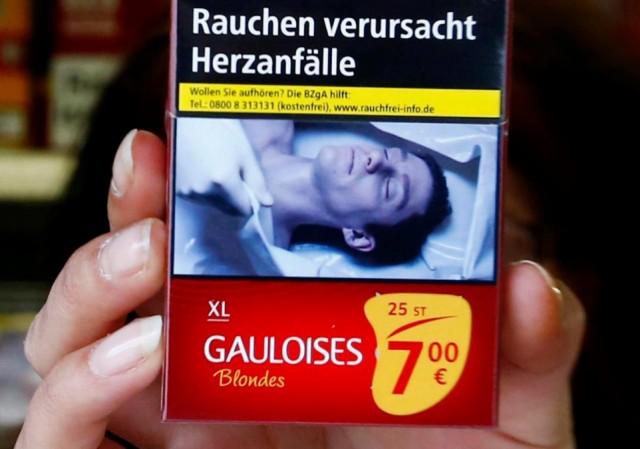 Как моё мёртвое тело оказалось на миллионах пачек сигарет по всей Европе