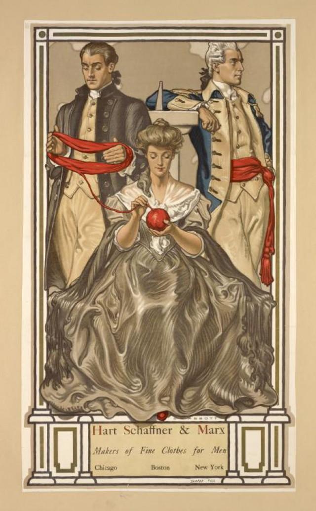 Нью-Йоркская библиотека опубликовала более 2 000 старинных плакатов