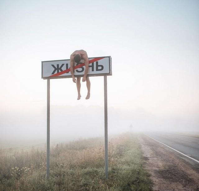 Фотограф Платон Юрич и его сюрреалистичная вселенная