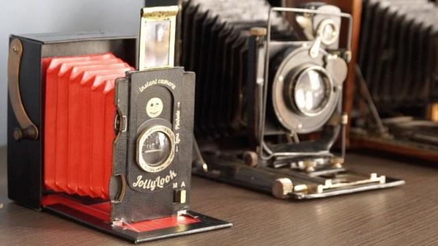 Jollylook – складная фотокамера моментальной печати из картона от украинского стартапа