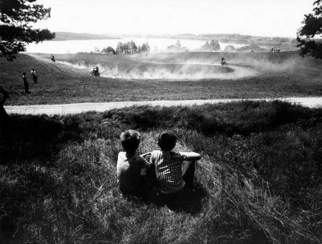 Классик фотографии Ромуальдас Пожерскис