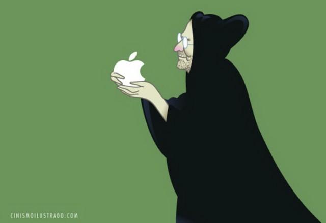 Здоровый цинизм в правдивых иллюстрациях Эдуардо Саллеса