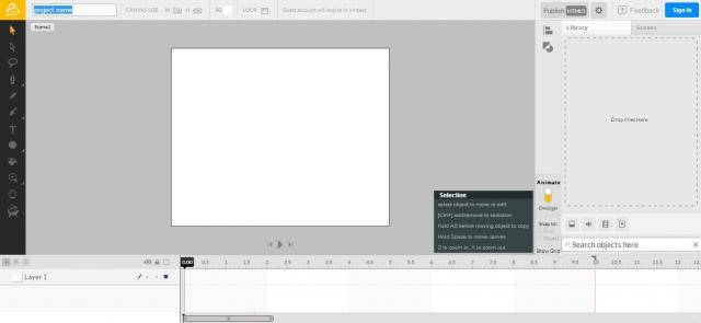 Фото анимация онлайн редактор