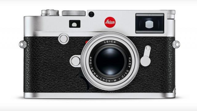 Новый цифровой фотоаппарат Leica М10