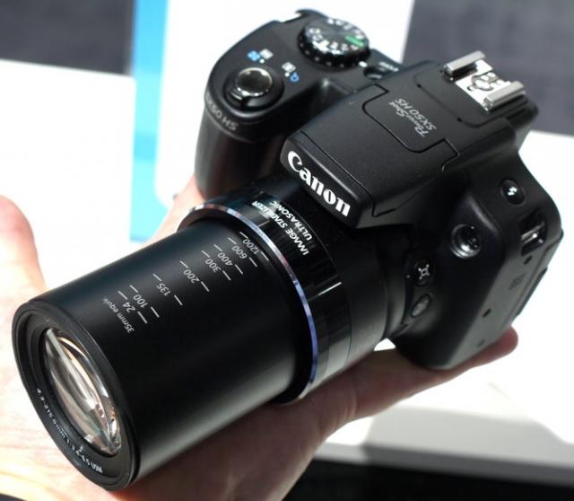 Выбор цифровых фотоаппаратов с оптическим зумом