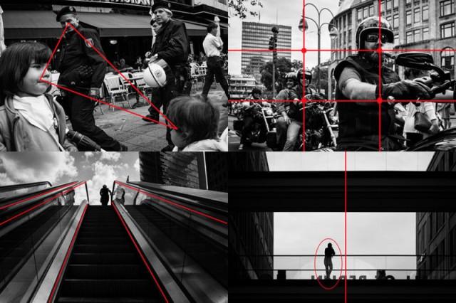 Эстетика в фотографии и правила композиции