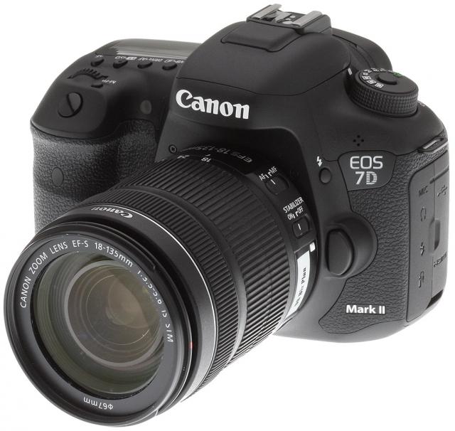 Canon EOS 7D Mark II - обзор характеристик, сравнение, примеры изображений