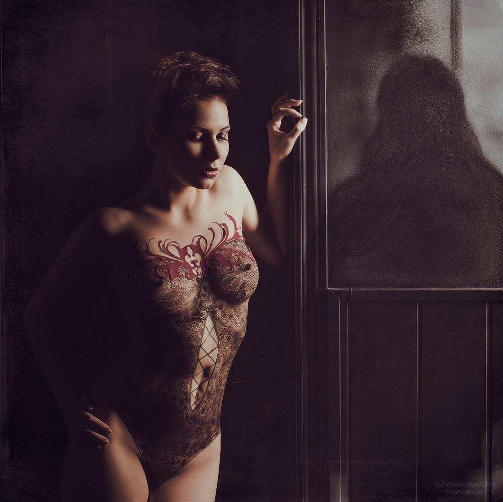 Сексуальные и сюрреалистические портреты Галии Желновой - 10
