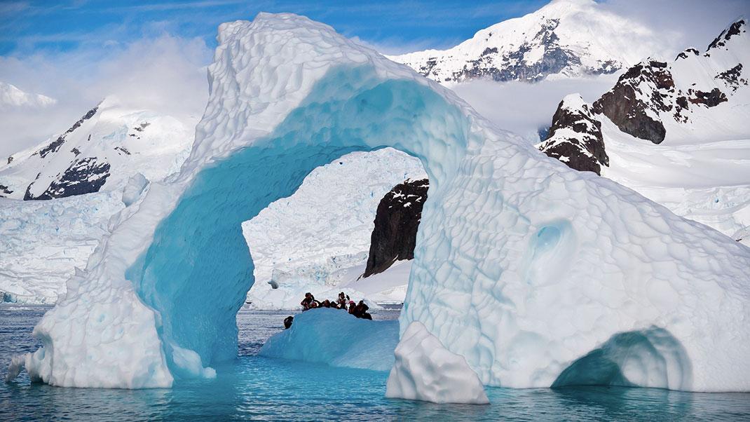 Загадочная Антарктида – 27 невероятных фактов о самом южном материке планеты