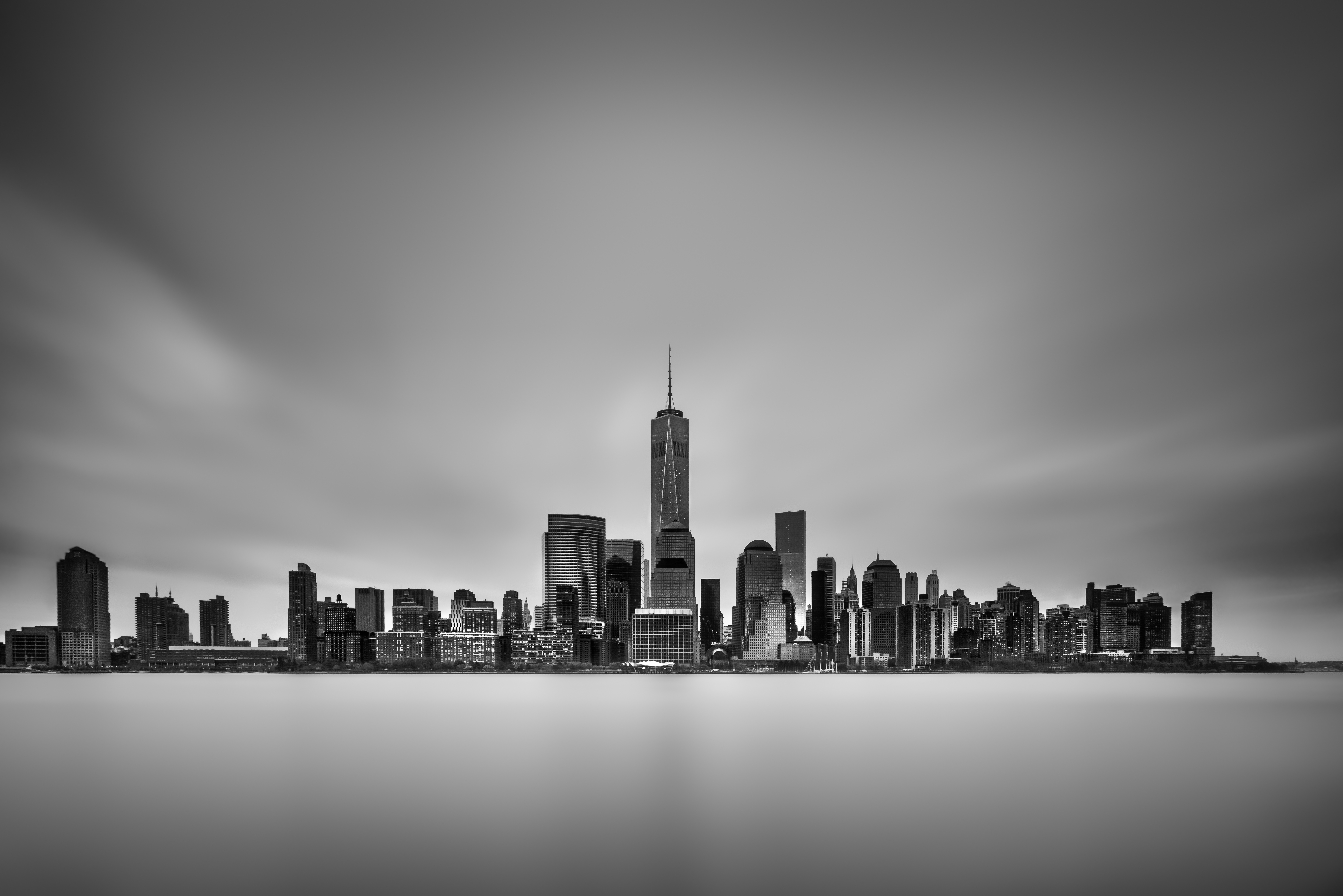 NYC: Manhattan Skyline