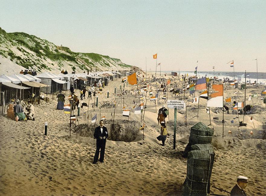 Достопримечательности Германии до военной разрухи – редкие цветные фотографии 1900 года-2