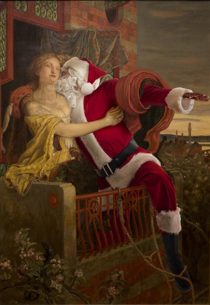 Новогодние настроения от Эда Уилера