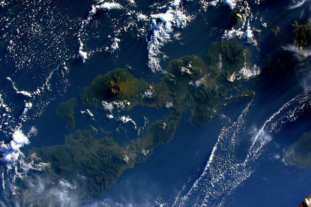 Indoneziia vulkan Nusa Tengara
