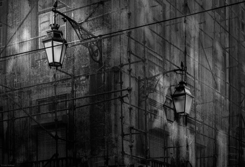 Творческие фотографии Эдит Хоффман