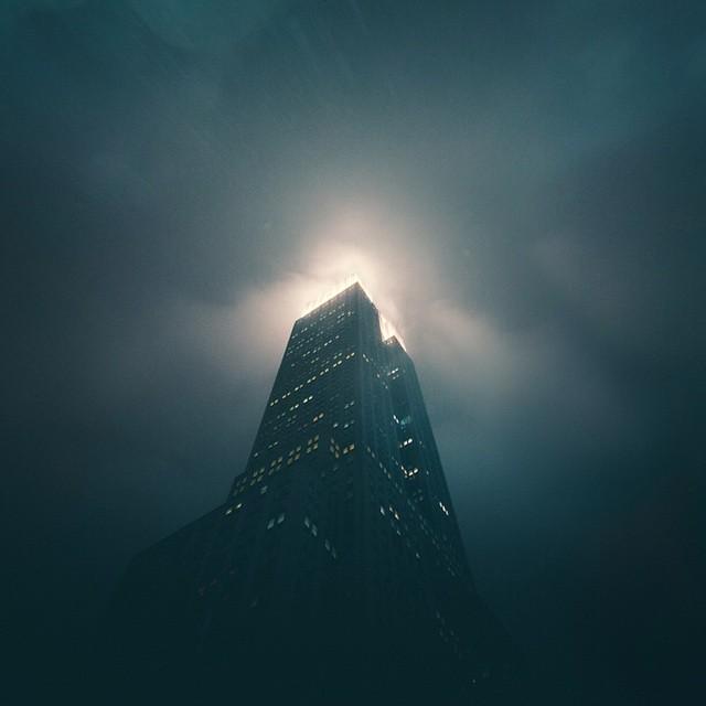 Уличные, ночные и архитектурные фотографии инстаграмера Уэса Тарка -17
