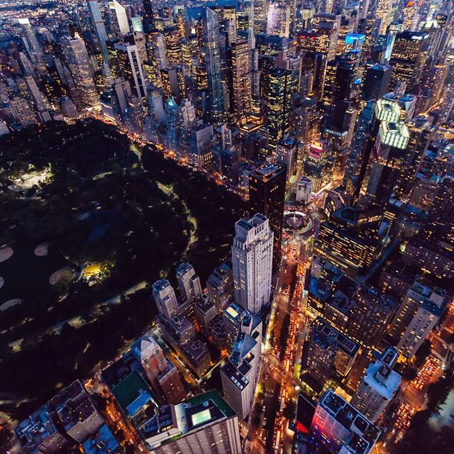 Уличные, ночные и архитектурные фотографии инстаграмера Уэса Тарка -3