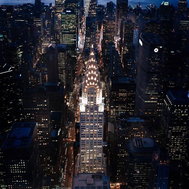 Уличные, ночные и архитектурные фотографии инстаграмера Уэса Тарка -8