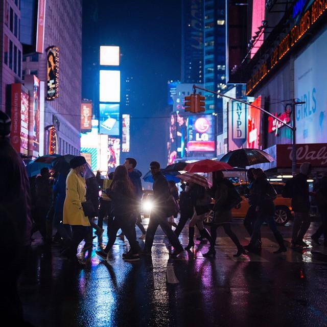 Уличные, ночные и архитектурные фотографии инстаграмера Уэса Тарка -14