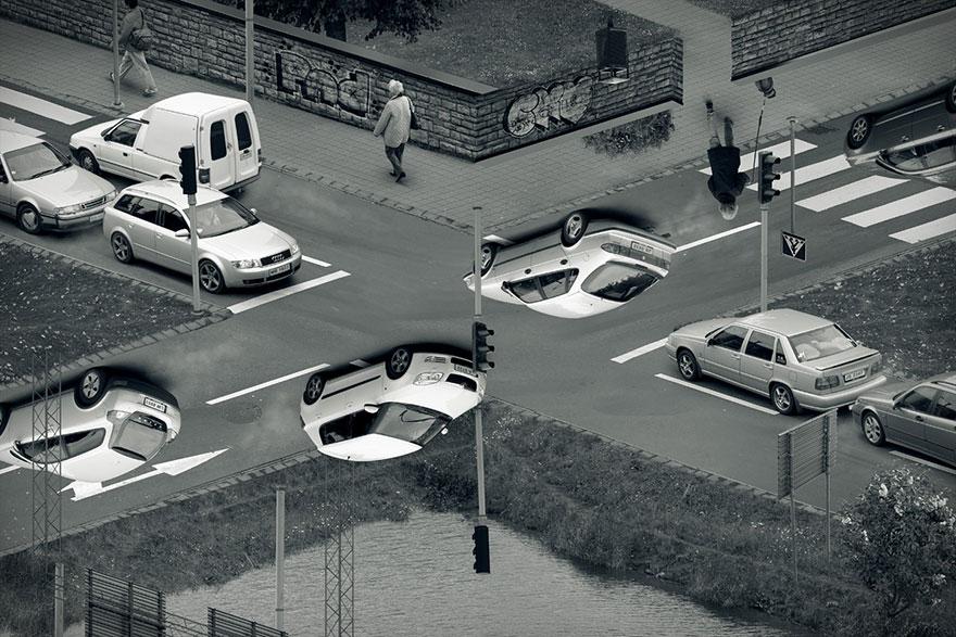 Галлюциногенные оптические иллюзии мастера фотошопа Эрика Йоханссона-2
