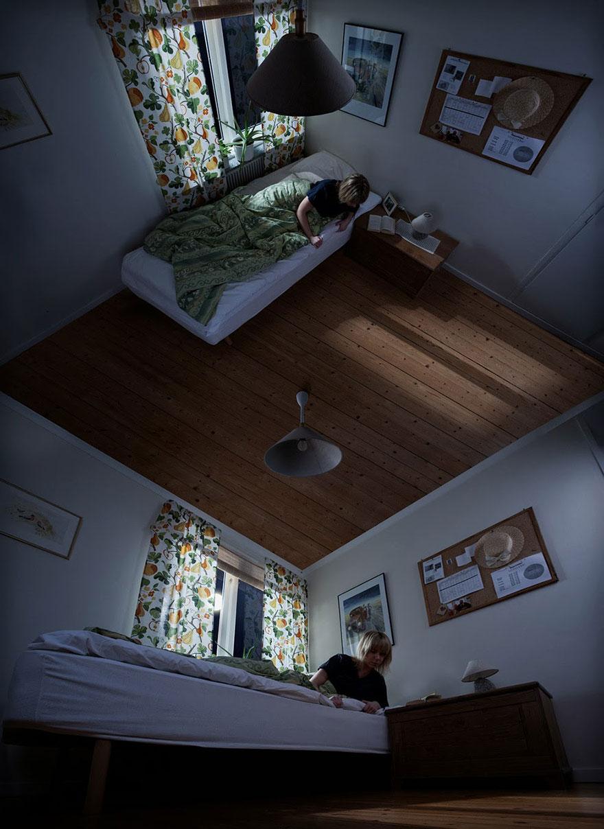 Галлюциногенные оптические иллюзии мастера фотошопа Эрика Йоханссона-4