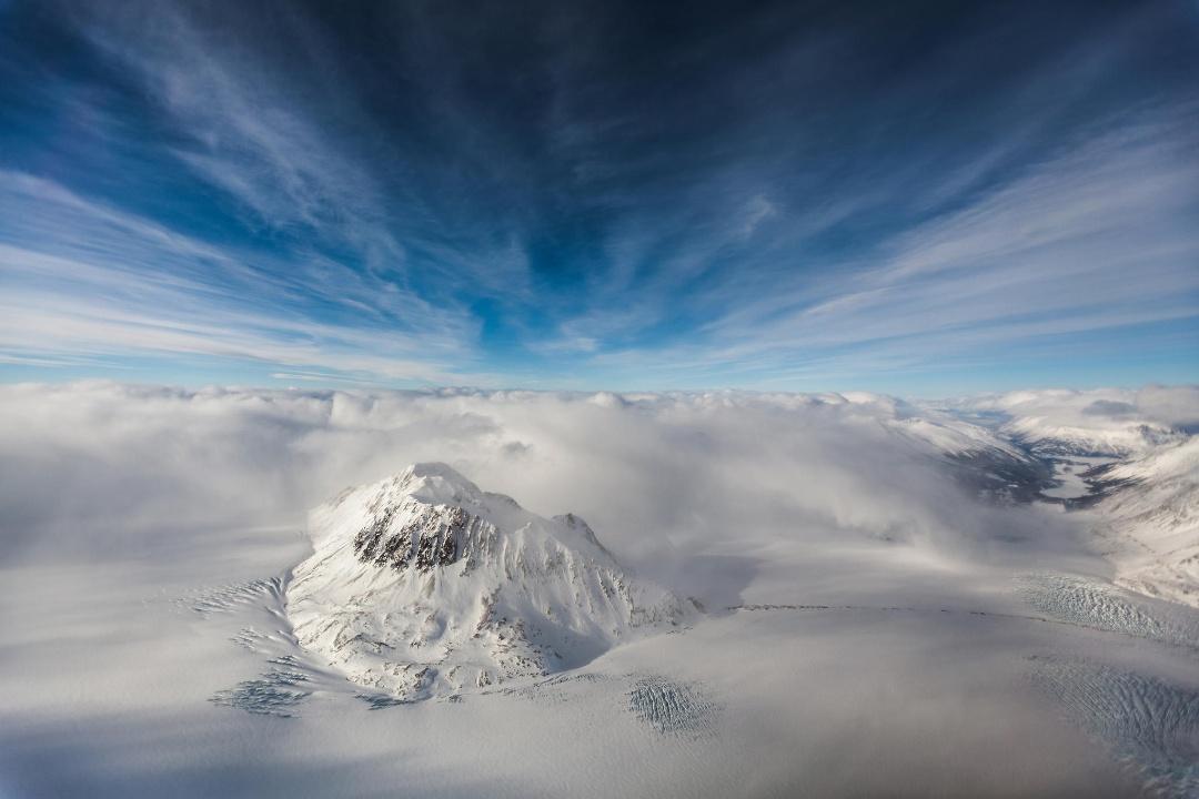 Великолепные аэрофотоснимки - Земля в перспективе