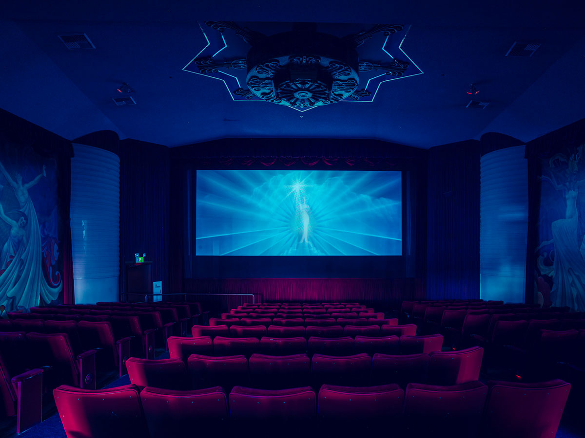 Театр Оринда, Калифорния-2