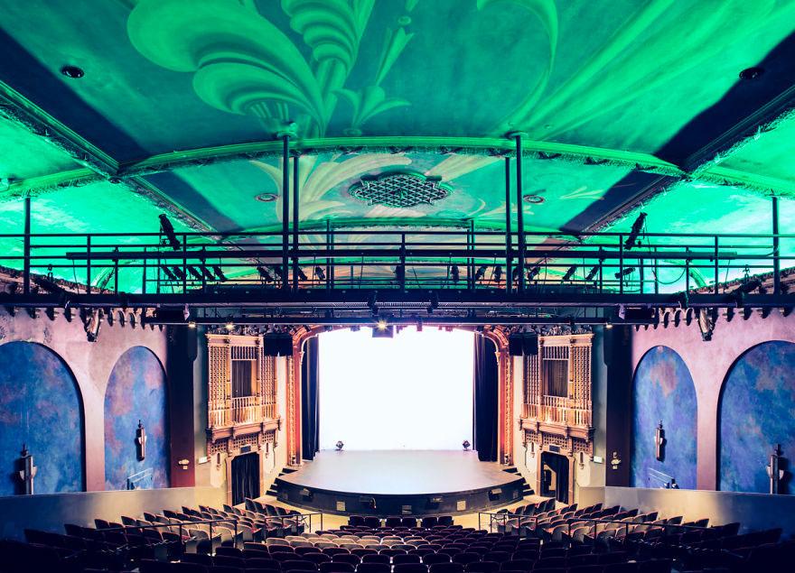 Brava Theater, Сан-Франциско, США