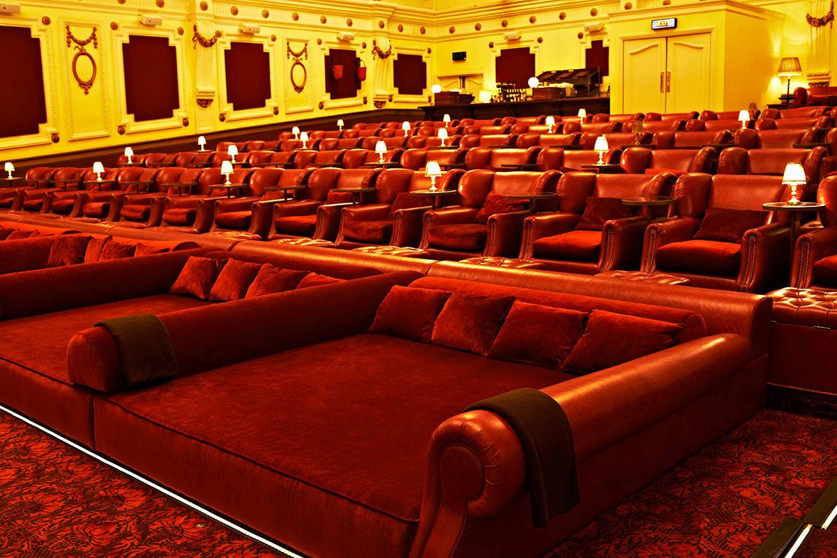 Electric Cinema в Ноттинг-Хилле, Лондон, Англия-2
