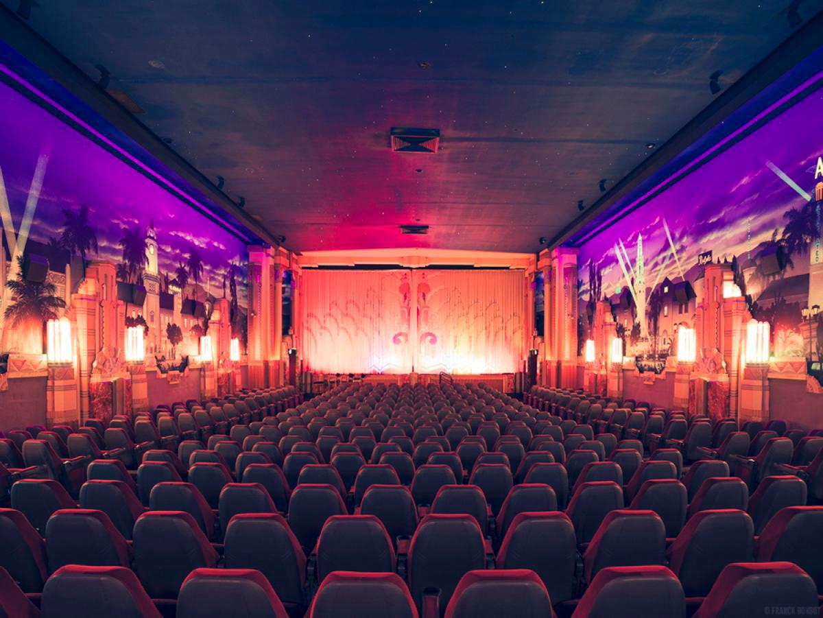 Crest Theatre, Сакраменто, Калифорния, США-3