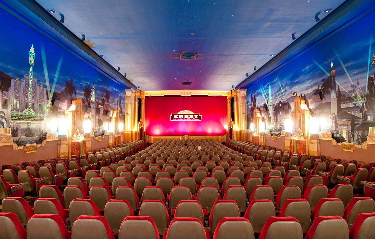 Crest Theatre, Сакраменто, Калифорния, США-2