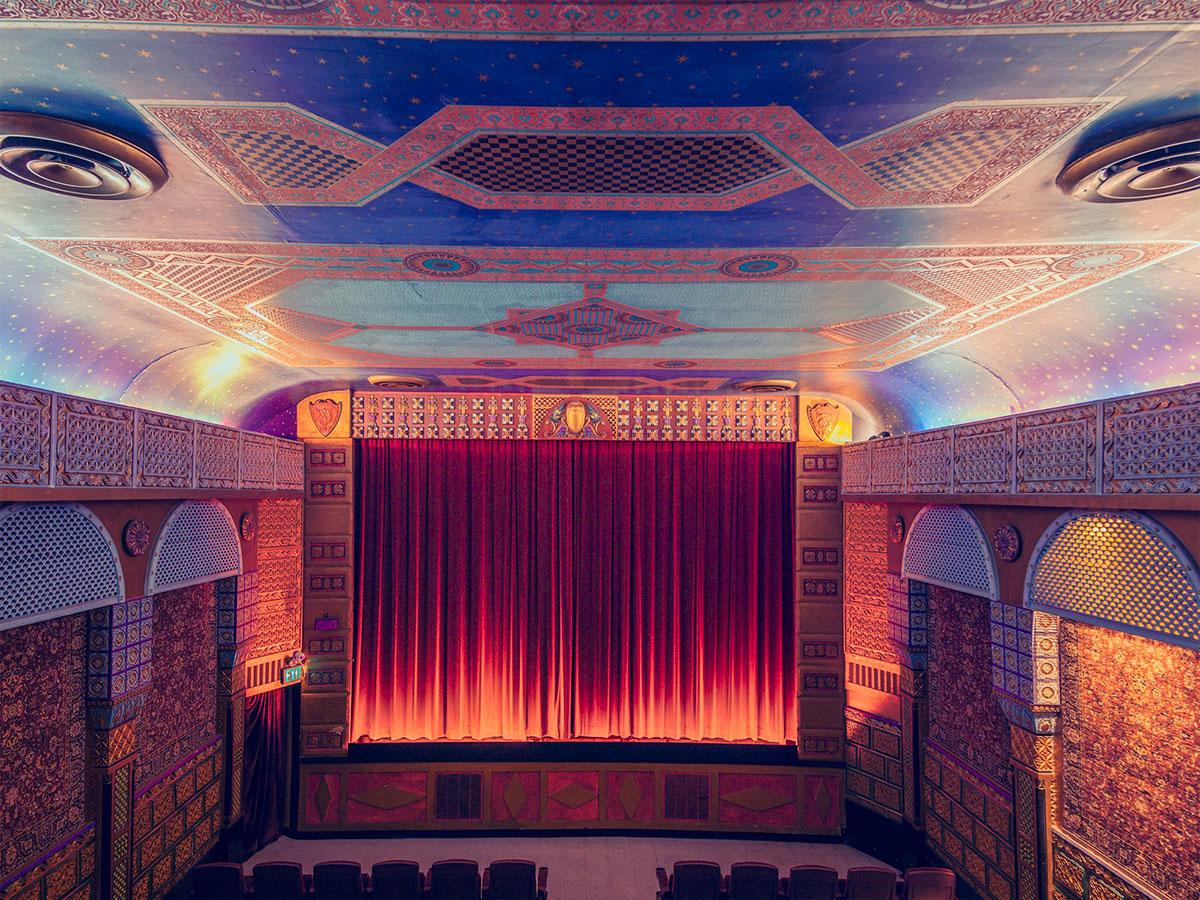 Театр Гранд-Лейк, Окленд, Калифорния