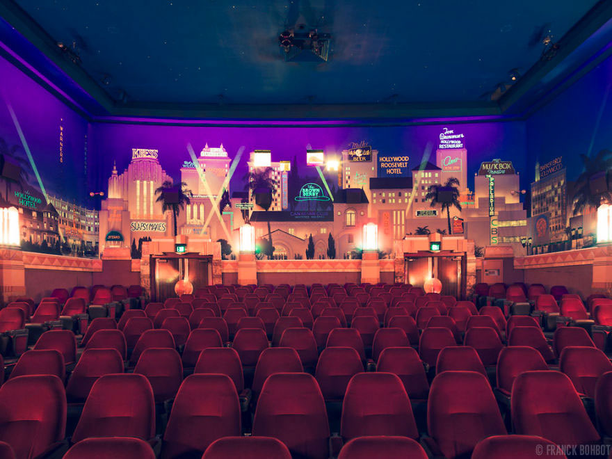 Crest Theatre, Сакраменто, Калифорния, США2