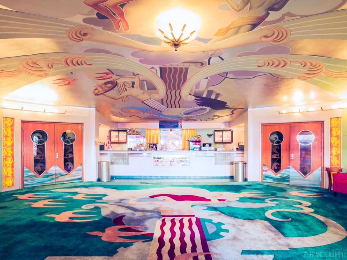 Театр Оринда, Калифорния