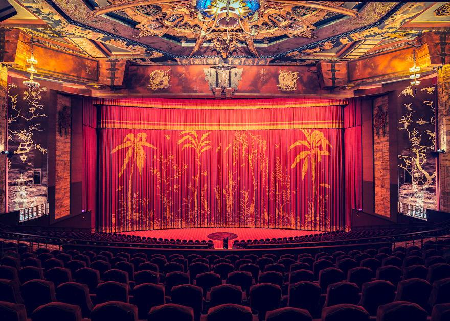 Китайский кинотеатр Граумана в Лос-Анджелесе, США-2