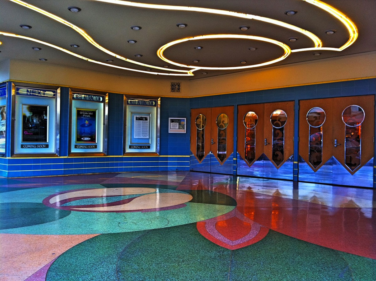 Театр Оринда, Калифорния-3
