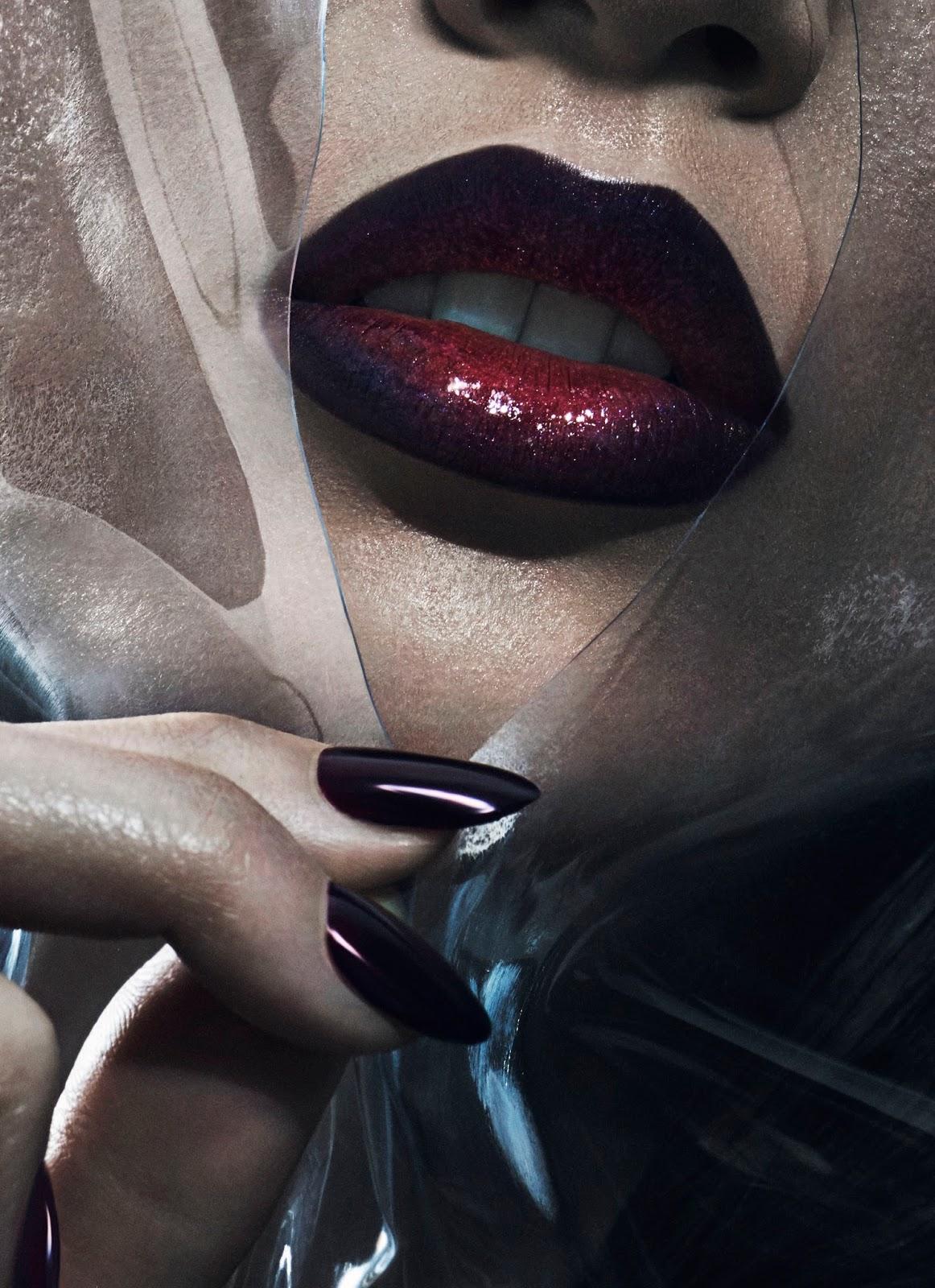 7 грехов: Лика Ржевская в фотосессии для журнала Revs