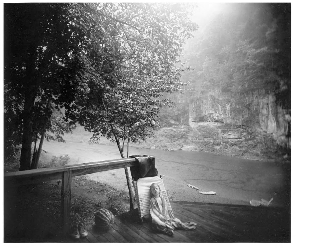 Самый неоднозначный американский фотограф – знаменитая Салли Манн