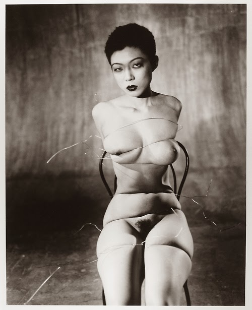 японские мастера ню фото
