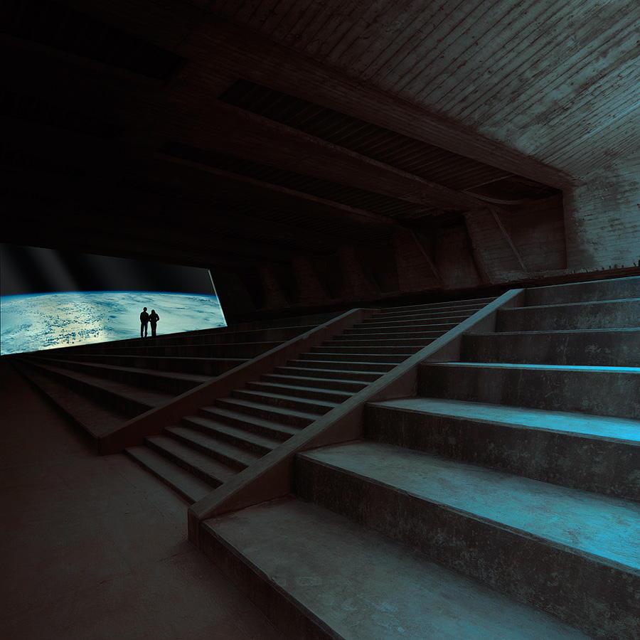Параллельные миры от мастера фотошопа Михала Карча - 25 изображений