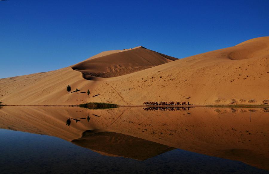 Пустыня Бадаин Жаран