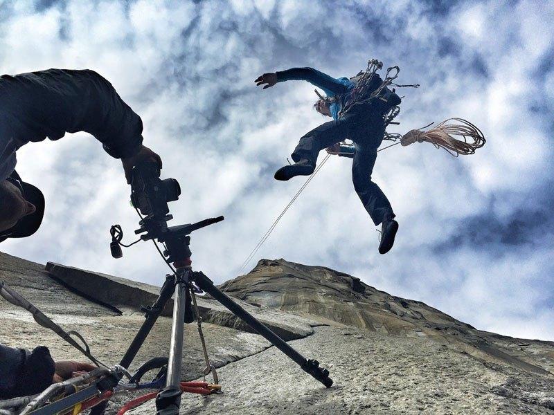 Восхождение на гору Эль Капитан (2)