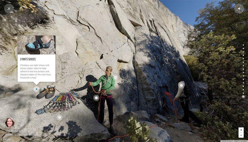 Восхождение на гору Эль Капитан (13)
