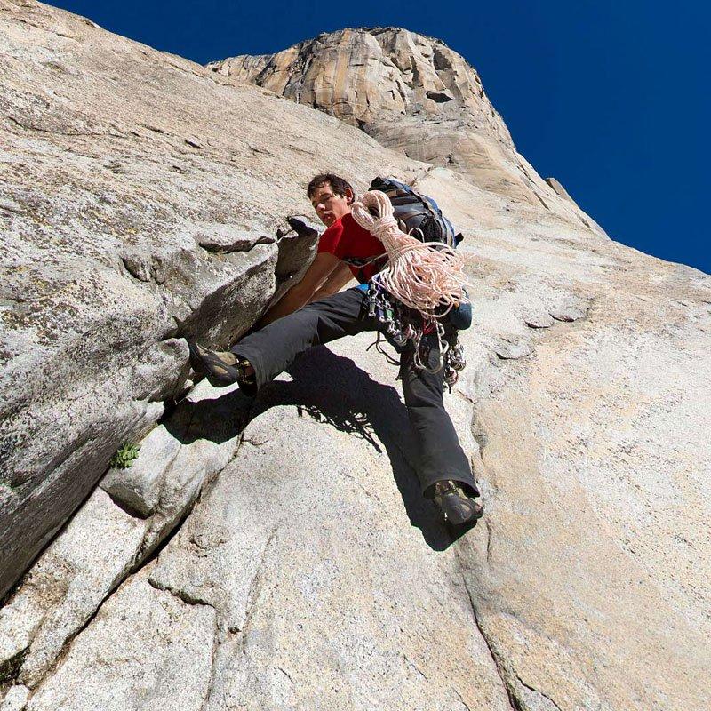 Восхождение на гору Эль Капитан (1)