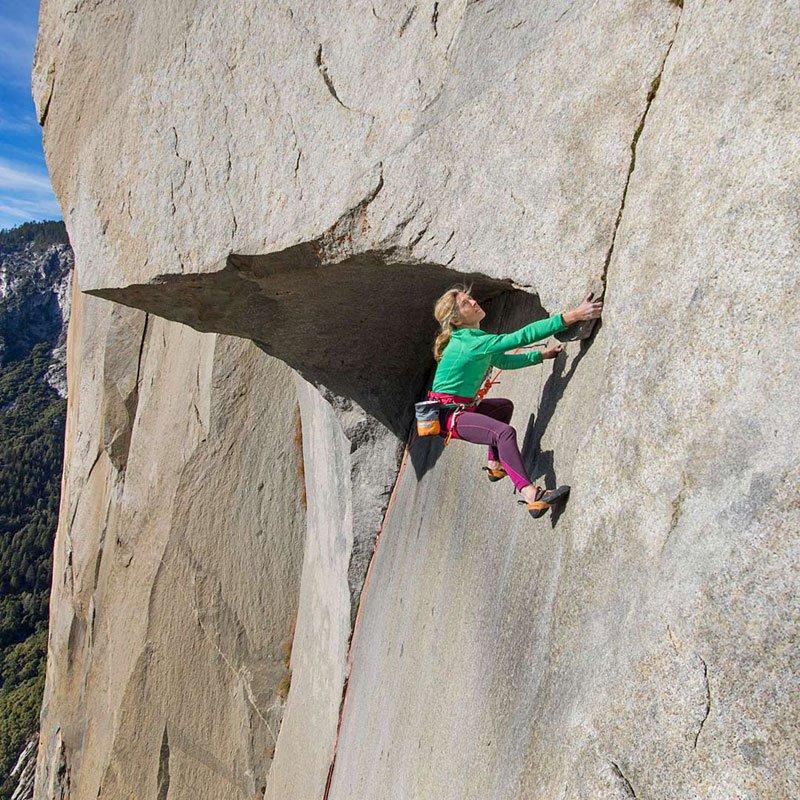 Восхождение на гору Эль Капитан (10)