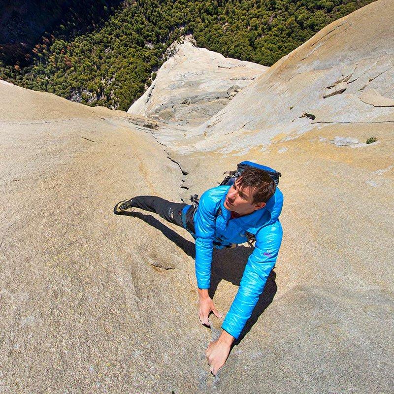 Восхождение на гору Эль Капитан (3)