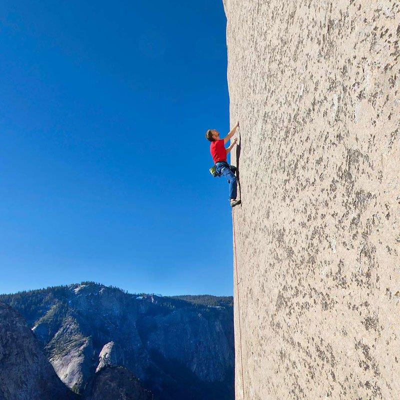 Восхождение на гору Эль Капитан (14)