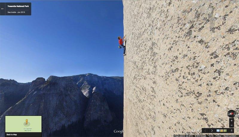 Восхождение на гору Эль Капитан (11)
