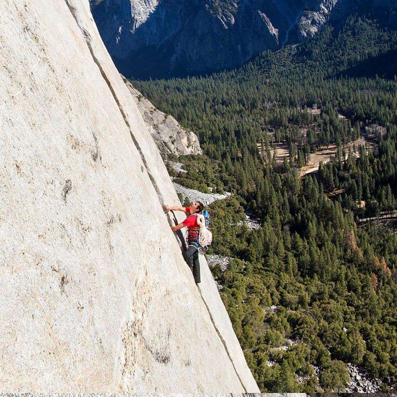 Восхождение на гору Эль Капитан (4)