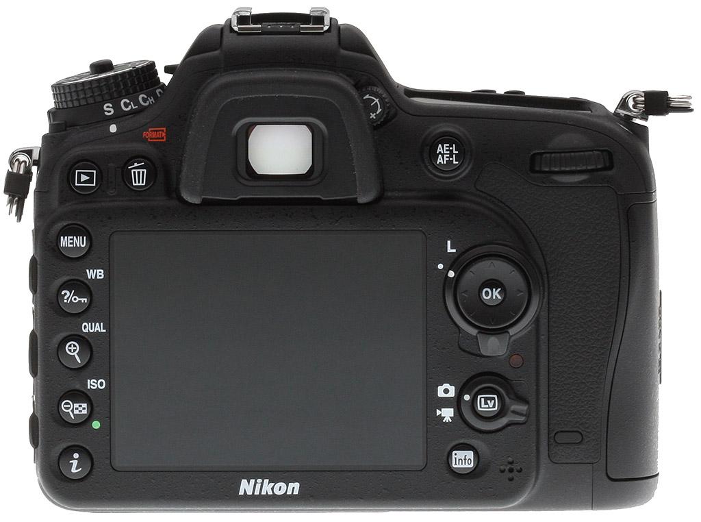 Фотоаппарат Nikon D7200 Kit AF-S DX VR 18-105 mm f/3.5-5.6G ED