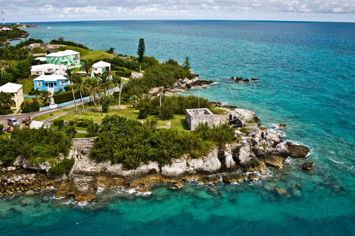 Сент-Джордж, Бермуды